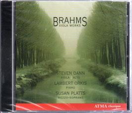 Johannes Brahms: Viola Works (Atma)