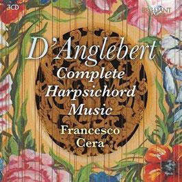 Jean-Henri d'Anglebert: Complete Harpsichord Music (3CD, Brilliant)
