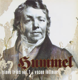 Johann Nepomuk Hummel: Piano Trios vol. 1 (Warner)