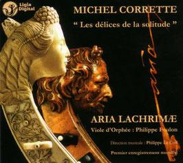 Michel Corrette: Les délices de la solitude (Ligia Digital)