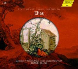 Felix Mendelssohn-Bartholdy: Elias (2CD, Hänssler)