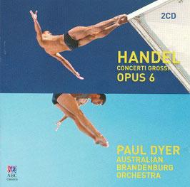 Georg Friedrich Händel: Concerti Grossi op. 6 (2CD, ABC)