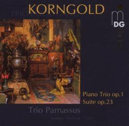 Erich Wolfgang Korngold: Chamber Music (MDG)