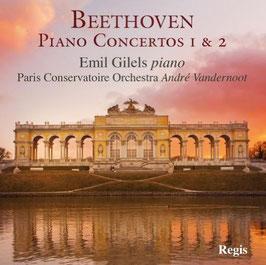Ludwig van Beethoven: Piano Concertos 1 & 2 (Regis)
