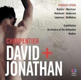 Marc-Antonie Charpentier: David + Jonathan (2CD, ABC)