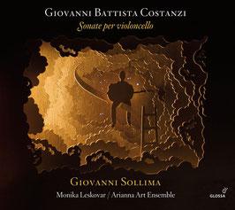 Giovanni Battista Costanzi: Sonate per violoncello (Glossa)