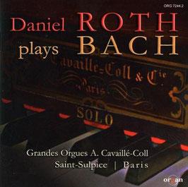 Johann Sebastian Bach: Daniel Roth plays Bach (IFO)