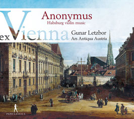 Anonymous Habsburg violin music (Pan Classics)