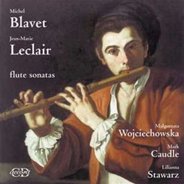 Michel Blavet, Jean-Marie Leclair: Flute sonatas (CD Accord)