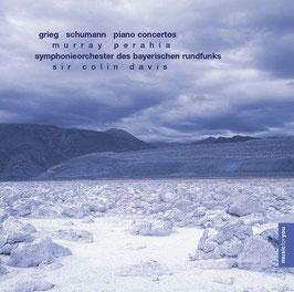 Edvard Grieg, Robert Schumann: Piano Concertos (Sony)