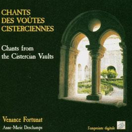 Chants des Voutes Cisterciennes, Chants from the Cistercian Vaults (L'Empreinte Digitale)