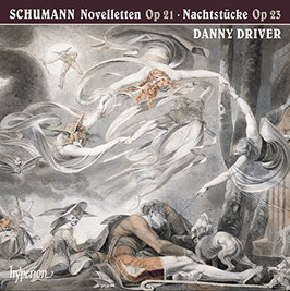Robert Schumann: Novelletten Op. 21, Nachtstücke Op 23 (Hyperion)