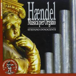 Georg Friedrich Händel: Musica per Organo (La Bottega Discantica)