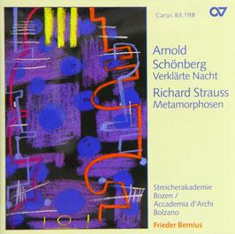 Arnold Schönberg: Verklärte Nacht, Richard Strauss: Metamorphosen (Carus)