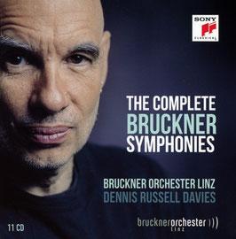 Anton Bruckner: The Complete Symphonies (11CD, Sony)
