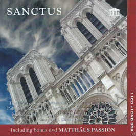 Sanctus (11CD, DVD, Columns)