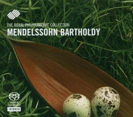 Felix Mendelssohn-Bartholdy: Songs without Words, excerpts (SACD, RPO)
