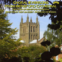 Choral Evensong from Hereford Cathedral (Priory)