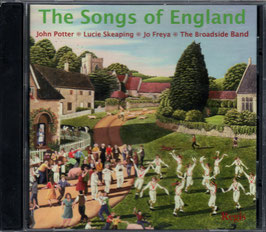The Songs of England (Regis)