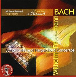 Wilhelm Friedemann Bach: Symphonies and Harpsichord Concertos (La Bottega Discantica)