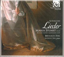Robert Schumann: Lieder, Maria Stuart op. 135, Rückert-Lieder, Liederkreis op. 39 (Harmonia Mundi)