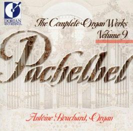 Johann Pachelbel: The Complete Organ Works Volume 9 (Dorian Recordings)