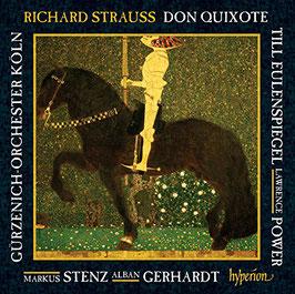 Richard Strauss: Don Quixote, Till Eulenspiegel (Hyperion)