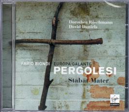 Giovanni Battista Pergolesi: Stabat Mater (Virgin)