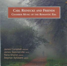 Carl Reinecke, Norbert Burgmüller, Robert Schumann, Ernst Naumann: Chamber Music of the Romantic Era (EMI)