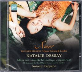Richard Strauss: Amor, Opera Scenes & Lieder (Virgin Classics)