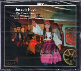 Franz Joseph Haydn: Die Feuersbrunst (2CD, CPO)