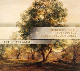 Friedrich Kuhlau: Trio in G op. 119, Carl Czerny: Fantasia concertante op. 256, Carl Maria von Weber: Trio g-Moll op. 63 (Coviello Classics)