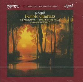 Louis Spohr: Double Quartets (2CD, Hyperion)