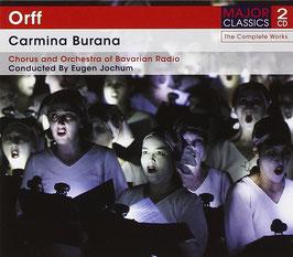 Carl Orff: Carmina Burana, Catulli carmina, Ludi scaenici, Trionfo di Afrodite, Concerto scenico (2CD, Not Now Music)
