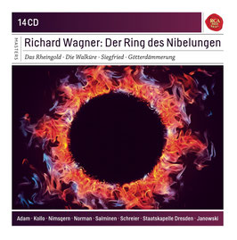 Richard Wagner: Der Ring des Nibelungen (14CD, RCA Red Seal)