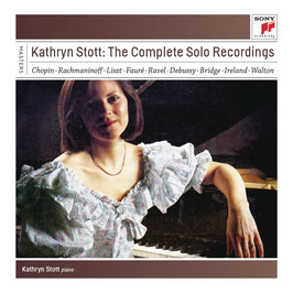 Kathryn Stott: The Complete Solo Recordings (9CD, Sony)