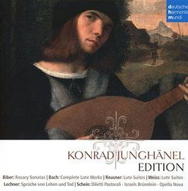 Konrad Junghänel Edition (10CD, Deutsche Harmonia Mundi)