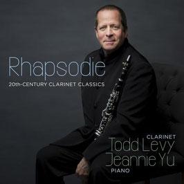 Rhapsodie, 20th-Century Clarinet Classics (Avie)
