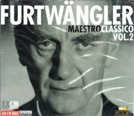 Furtwängler, Maestro Classico (10CD, History)