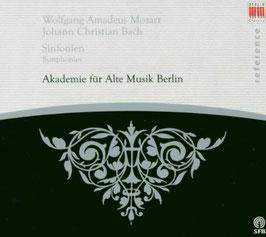 Johann Christian Bach: Sinfonien (Berlin Classics)
