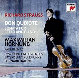 Richard Strauss: Don Quixote, Sonata for Cello and Piano (Sony)