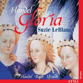 Georg Friedrich Händel, Johann Sebastian Bach, Antonio Vivaldi: Gloria (Atma)
