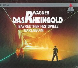 Richard Wagner: Das Rheingold (2CD, Teldec)