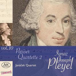 Ignaz Joseph Pleyel: Pariser Quartette 2 (Ars Produktion)