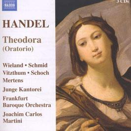 Georg Friedrich Händel: Theodora (3CD, Naxos)