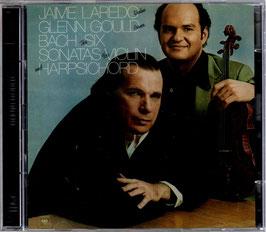 Johann Sebastian Bach: Six Sonatas Violin Harpsichord (2CD, Sony)