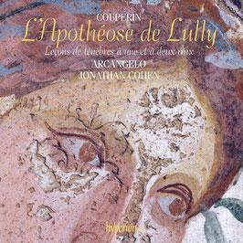 François Couperin: L'Apothéose de Lully, Leçons de ténèbres à une et à deux voix (Hyperion)