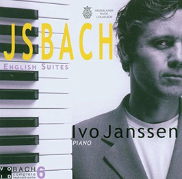 Johann Sebastian Bach: English Suites (2CD, VOID)