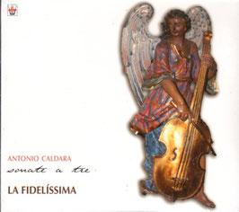Antonio Caldara: Sonate a tre (Arion)