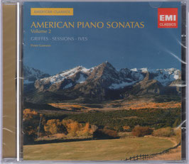American Piano Sonatas, Volume 2: Griffes, Sessions, Ives (EMI)